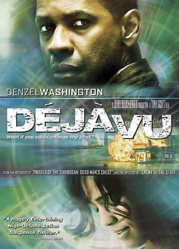 DEJA VU BY WASHINGTON,DENZEL (DVD)