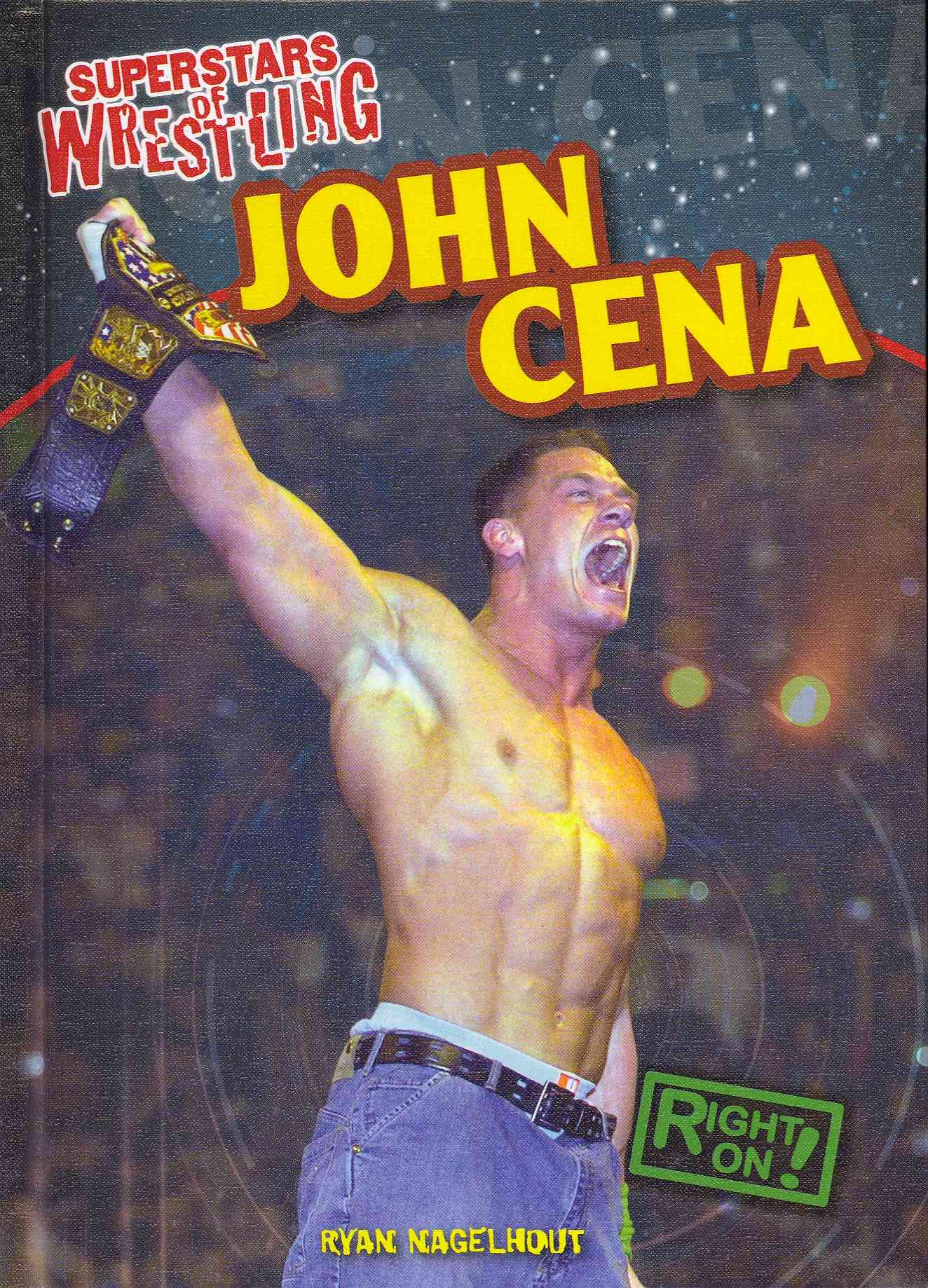 John Cena By Nagelhout, Ryan